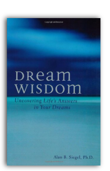 Alan Siegel cover Dream Wisdom for Book Publishing Consultant Peter Beren