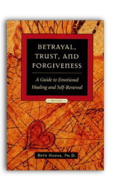 Hedva Cover Betrayal Trust Forgiveness for Book Publishing Consultant Peter Beren