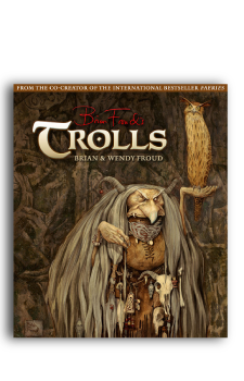 Trolls cover for Book Publishing Consultant Peter Beren