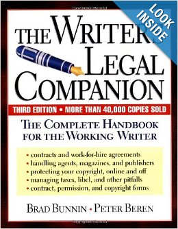 Writers Legal Companion