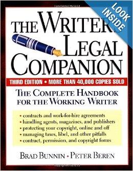 Writers Legal Companion