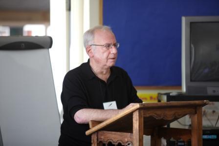 Book Publishing Consultant Peter Beren speaking
