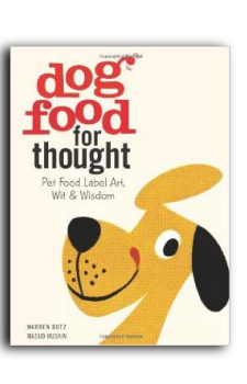 Dog Food For Thought cover for Book Publishing Consultant Peter Beren