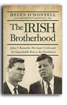 Irish Brotherhood cover for Book Publishing Consultant Peter Beren