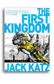 Peter Beren Client Jack Katz The First Kingdom Vol 3