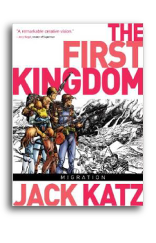 Peter Beren Client Jack Katz The First Kingdom Vol 4