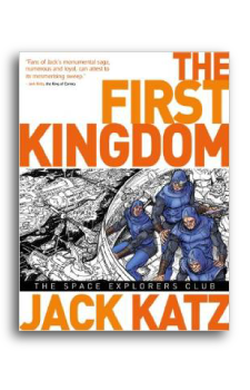 Book Publishing Consultant Peter Beren Client Jack Katz The First Kingdom Vol 5 Book Cover