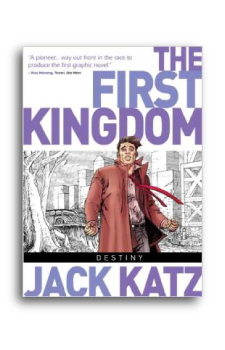 Peter Beren Client Jack Katz First Kingdom Vol 6