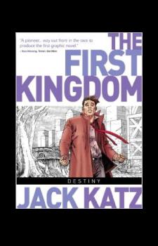 Peter Beren Client Jack Katz First Kingdom Vol 6