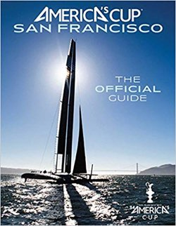 America's Cup San Francisco book Peter Beren contributor.