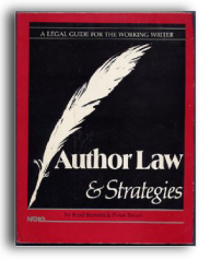 Cover Beren Author Law and Strategies by Peter Beren