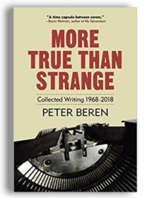 "Book ""More True Than Strange"" by Peter Beren"