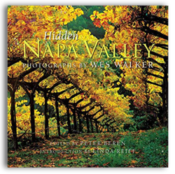 cover of Napa Valley book by Peter Beren