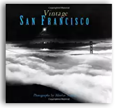 Cover of Vintage San Francisco book by Peter Beren