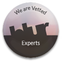 We are Vetted Experts Badge